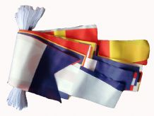 NAUTICAL BUNTING - 12 METRES 40 FLAGS